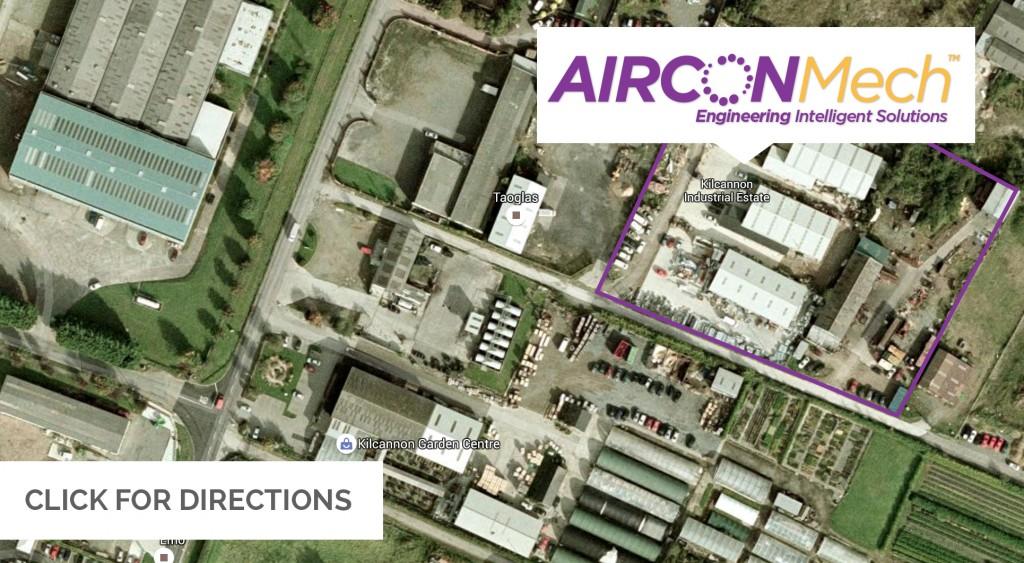 AirconMech, Aircon House, Kilcannon Business Park, Old Dublin Road Enniscorthy, Co Wexford