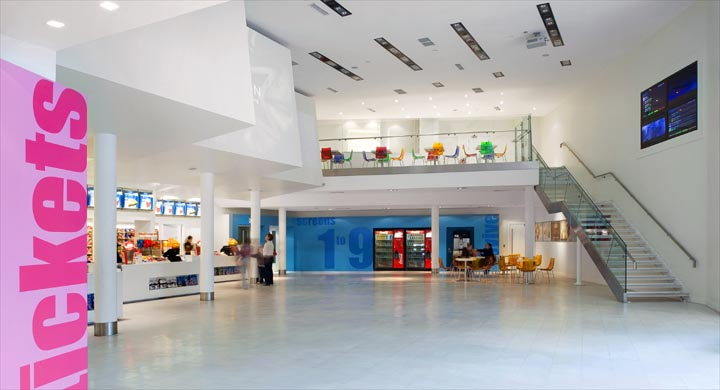 Home Cinema Foyer : Gaiety cinema group arklow foyer airconmech