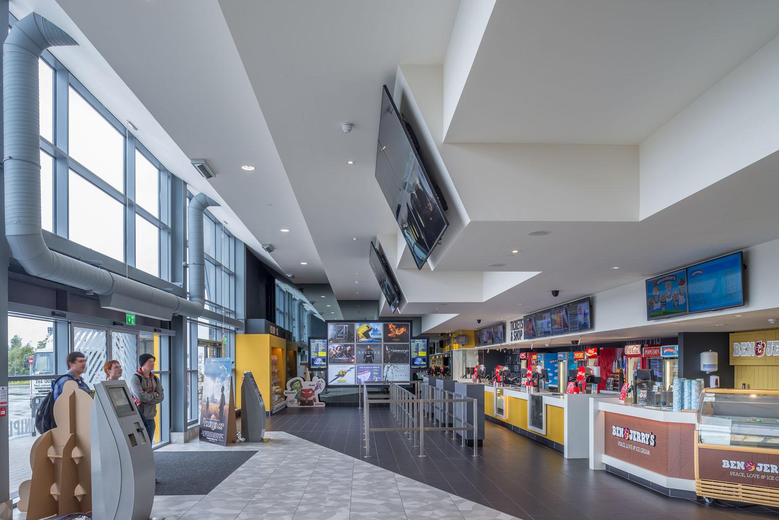 Omniplex Cinemas Ireland Airconmech