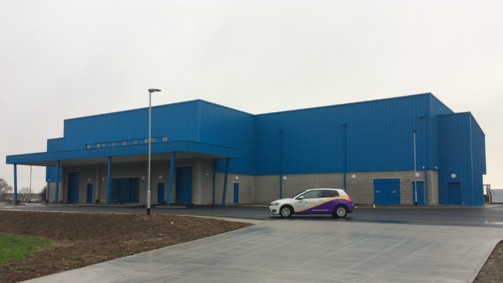 Chanelle Group Realoch Pharma Project Airconmech