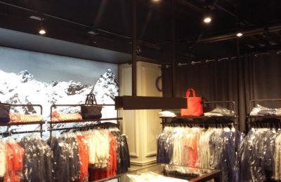 Mechanical Installations Moncler Kildare Village