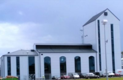 Tullamore Bottling Hall