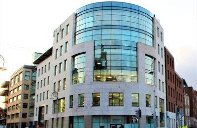 We Work Office Fit out Iveagh Court, Dublin