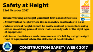 Safety at height message2