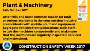 Mobile Plant Safety