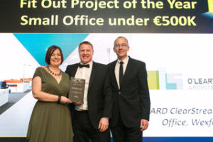 15_fit_out_project_of_the_year__small_office_under_500k_2017 Bard Clearstream