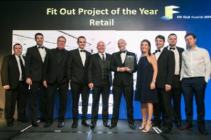 17 Fit Out Project of the Year - Retail 2017 Brown Thomas