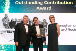 Fit Out Awards 2017 Outstanding Contribution Award