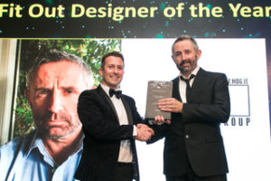 9 Fit Out Designer of the Year 2017 McCabe Design Group