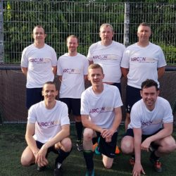CIBSE 5 aside Soccer Blitz