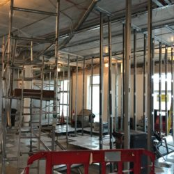 DPS Engineering Office Fitout