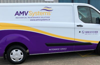 AMV Systems Services and Maintenance division